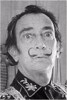 Dalí y Domenech [dali i domenek] Salvador